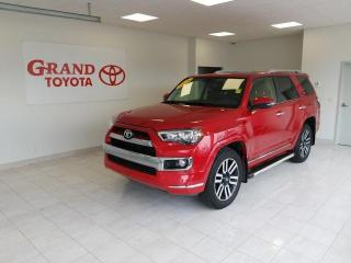Used 2018 Toyota 4Runner 4X4 Limited 7-Passenger for sale in Grand Falls-Windsor, NL