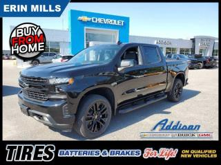 New 2020 Chevrolet Silverado 1500 RST  - Sunroof - Leather Seats for sale in Mississauga, ON