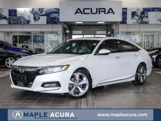 Used 2019 Honda Accord Touring 1.5T for sale in Maple, ON