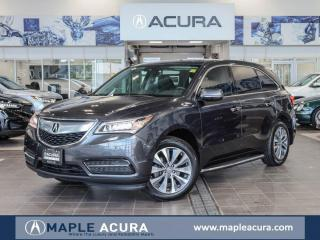 Used 2016 Acura MDX Navi, One owner, No Accidents, Running board. for sale in Maple, ON