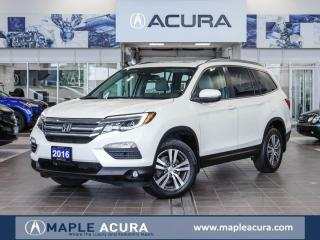 Used 2016 Honda Pilot EX-L w/Nav AWD  ***SOLD*** for sale in Maple, ON