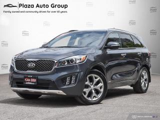 Used 2017 Kia Sorento SX | V6 | OFF LEASE | 7 DAY EXCHANGE for sale in Richmond Hill, ON