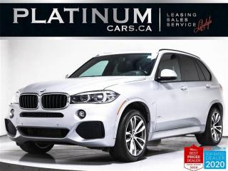 Used 2017 BMW X5 xDrive35i, M-SPORT, NAV, HUD, HEATED, SUNROOF, CAM for sale in Toronto, ON
