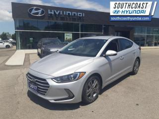 Used 2017 Hyundai Elantra GL  - $101 B/W for sale in Simcoe, ON