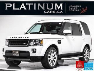 Used 2015 Land Rover LR4 HSE LUXURY, 7 PASSENGER, NAV, PANO, CAM for sale in Toronto, ON