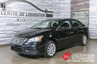 Used 2015 Nissan Sentra GR/ELEC+A/C+BLUETOOTH for sale in Laval, QC