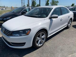 Used 2013 Volkswagen Passat Comfortline ** Cuir Toit ouvrant ** for sale in Laval, QC