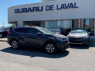 Used 2018 Honda CR-V EX-L AWD ** Cuir Toit ouvrant ** for sale in Laval, QC
