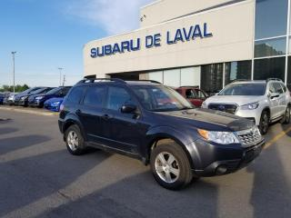 Used 2011 Subaru Forester 2.5X Commodité for sale in Laval, QC