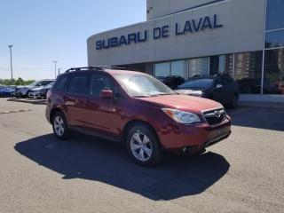 Used 2016 Subaru Forester 2.5i Touring for sale in Laval, QC