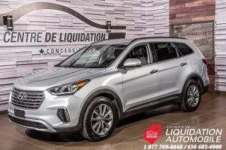 Used 2018 Hyundai Santa Fe XL PREMIUM AWD +CAMERA for sale in Laval, QC