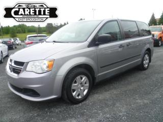Used 2013 Dodge Grand Caravan Stow N' Go for sale in East broughton, QC