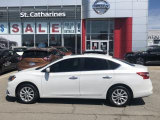 Used 2016 Nissan Sentra 1.8 SV for sale in St. Catharines, ON