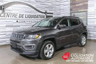 Used 2018 Jeep Compass North+AWD+MAGS+A/C+BLUETOOTH for sale in Laval, QC