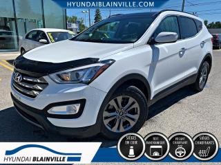 Used 2016 Hyundai Santa Fe Sport LUXURY CUIR, CAMÉRA DE RECUL, TOIT PANO, for sale in Blainville, QC