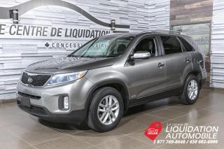 Used 2015 Kia Sorento LX+AWD+GR/ELEC+A/C+BLUETOOTH for sale in Laval, QC