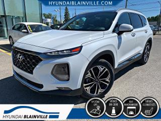Used 2020 Hyundai Santa Fe 2.0TURBO ULTIMATE NAVIGATION,CUIR,TOIT P for sale in Blainville, QC