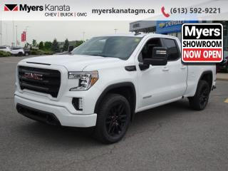 New 2020 GMC Sierra 1500 4WD Ext Cab 143.5