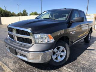 Used 2016 RAM 1500 SXT CREW CAB 4X4 for sale in Cayuga, ON