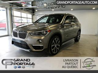 Used 2017 BMW X1 xDrive28i 4 portes TI for sale in Rivière-Du-Loup, QC