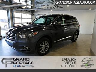 Used 2014 Infiniti QX60 Traction intégrale, 4 portes for sale in Rivière-Du-Loup, QC