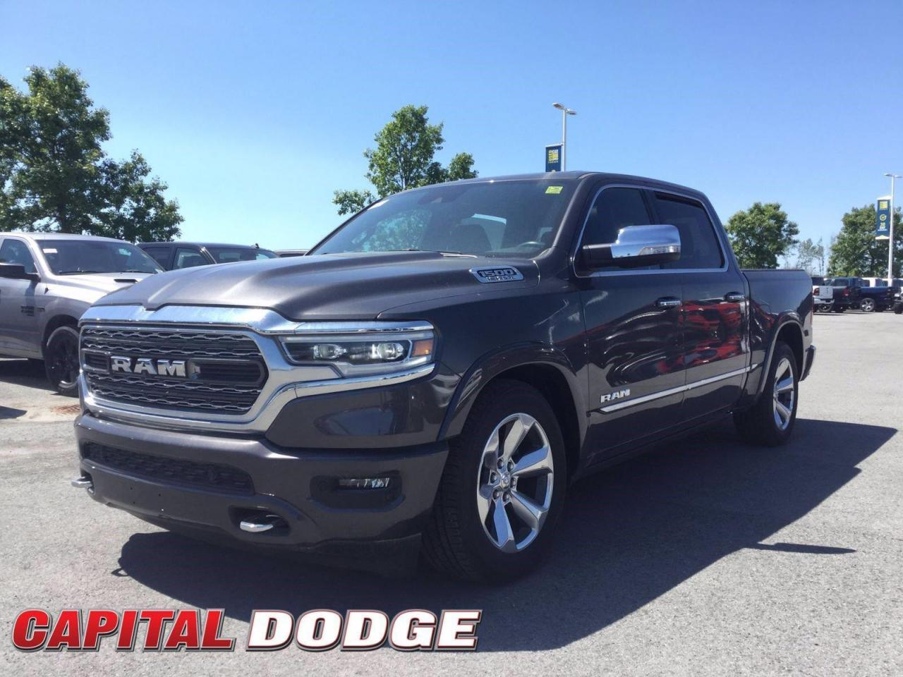 Used 2020 Ram 1500 Limited For Sale In Kanata Ontario Carpages Ca