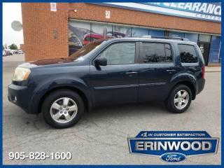 Used 2011 Honda Pilot EX-L for sale in Mississauga, ON
