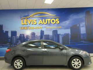 Used 2015 Toyota Corolla CE AUTOMATIQUE AIR CLIMATISE BLUETOOTH S for sale in Lévis, QC