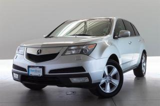 Used 2012 Acura MDX 6sp at for sale in Langley City, BC