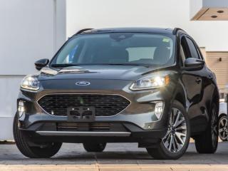New 2020 Ford Escape Titanium for sale in Niagara Falls, ON