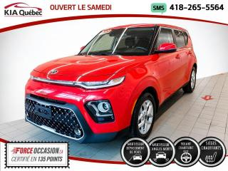 Used 2020 Kia Soul EX* SIEGES CHAUFFANTS* CAMERA* for sale in Québec, QC