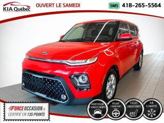 Used 2020 Kia Soul EX* SIEGES CHAUFFANTS* APPLE CARPLAY* for sale in Québec, QC