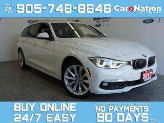 Used 2017 BMW 3 Series 330i xDrive |TOURING WAGON|NAVI|PANO ROOF|ONLY 37K for sale in Brantford, ON