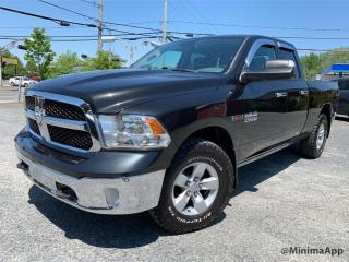 Used 2016 RAM 1500 quadcab, diésel, SLT for sale in Drummondville, QC