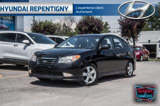 Used 2010 Hyundai Elantra GL SPORT**MAGS, TOIT OUVRANT, A/C, AILERON** for sale in Repentigny, QC