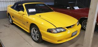 Used 1995 Ford Mustang GT for sale in New Hamburg, ON
