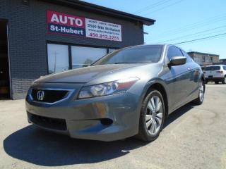 Used 2009 Honda Accord EX-L for sale in St-Hubert, QC
