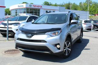 Used 2017 Toyota RAV4 Traction avant 4 portes XLE for sale in Shawinigan, QC