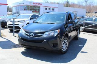 Used 2015 Toyota RAV4 4 portes LE traction avant for sale in Shawinigan, QC