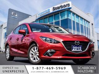 Used 2015 Mazda MAZDA3 4 NEW TIRES|LEATHER|MOON ROOF for sale in Scarborough, ON