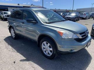 Used 2010 Honda CR-V LX/ ACCIDENT FREE for sale in Pickering, ON
