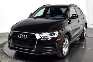Used 2016 Audi Q3 KOMFORT QUATTRO CUIR TOIT MAGS for sale in Île-Perrot, QC