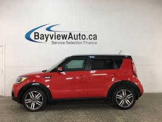 Used 2017 Kia Soul EX Premium - TOP OF THE LINE! LOADED! for sale in Belleville, ON