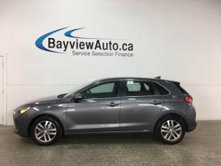 Used 2019 Hyundai Elantra GT Preferred - AUTO! HTD SEATS! REVERSE CAM! ALLOYS! + MORE! for sale in Belleville, ON