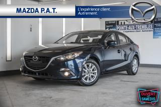 Used 2016 Mazda MAZDA3 CAMÉRA DE RECUL+BLUETOOTH+A/C for sale in Montréal, QC