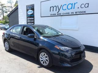 Used 2019 Toyota Corolla LE HEATED SEATS, BACKUP CAM, MYCAR POWERBUY!! for sale in Richmond, ON