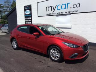 Used 2016 Mazda MAZDA3 GS SUNROOF, NAV, HEATED SEATS, BACKUP CAM!! for sale in Richmond, ON