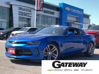 Used 2018 Chevrolet Camaro 2LT / RS PACKAGE / AUTOMATIC / REAR VIEW CAMERA / for sale in Brampton, ON