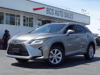 Used 2017 Lexus RX 350 Luxury, Low Mileage, Well Cared For, All Wheel Dr for sale in Vancouver, BC