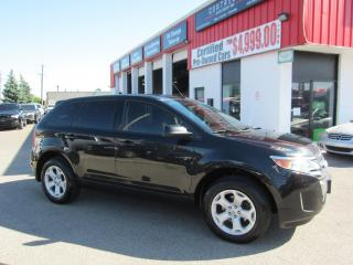 Used 2014 Ford Edge SEL $11,995+HST+LIC FEE / CERTIFIED / CLEAN CARFAX for sale in North York, ON